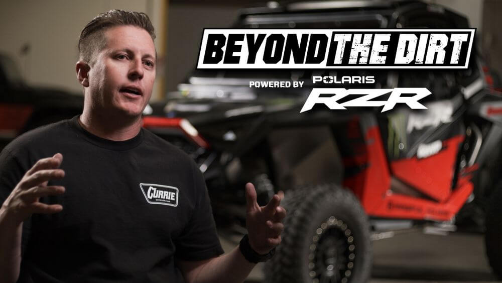 Beyond the Dirt casey currie